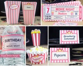 Movie Party Decorations P...