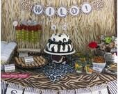 Safari Birthday Party Pri...