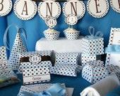 Boy Birthday Party Printa...