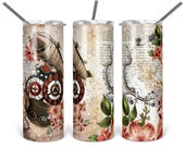SteamPunk 20oz tumbler - Made To Order (Limited Quantity)
