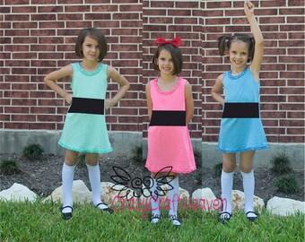 Powerpuff Girls Costume Etsy