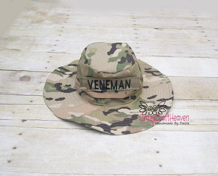 e2f5bcb750e4c Personalized Boonie cap Infant Boonie cap Army Navy Air