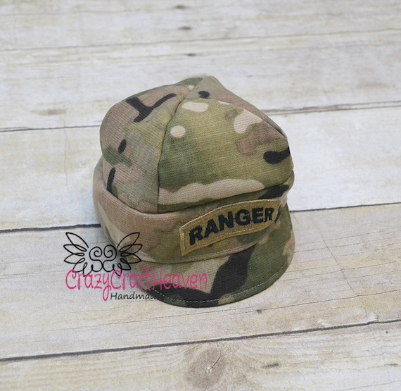 Ranger military cap Infant Military cap Army Army ranger  618e14953bd