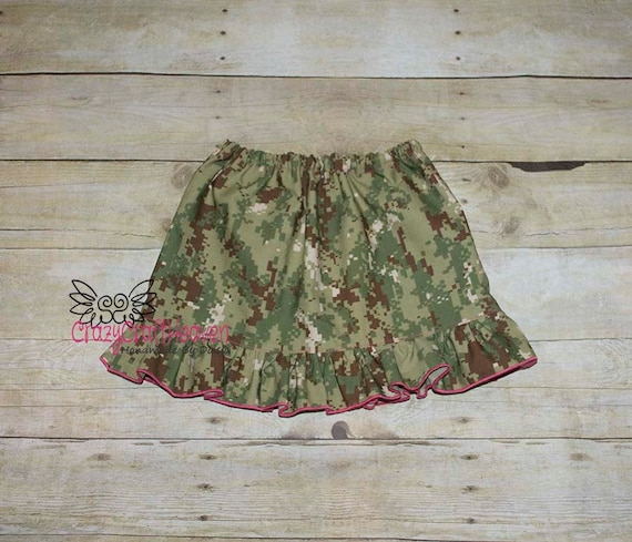 2056c31a360 Girls military skirt Baby Military Skirt All Branches All