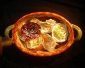 Fragrant onion potpourri