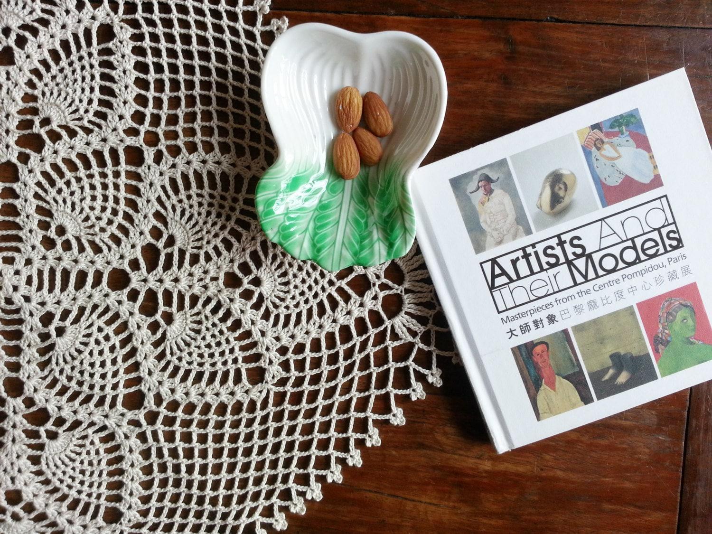 Tapete cuadrado Crochet mantel encaje piña patrón Cottage Chic | Etsy