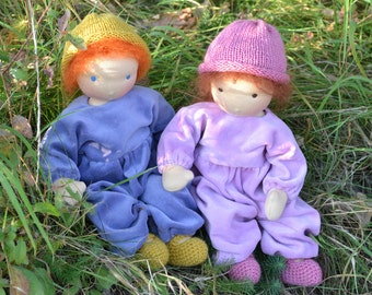 1000Rehe Doll Tutorial available in english or german