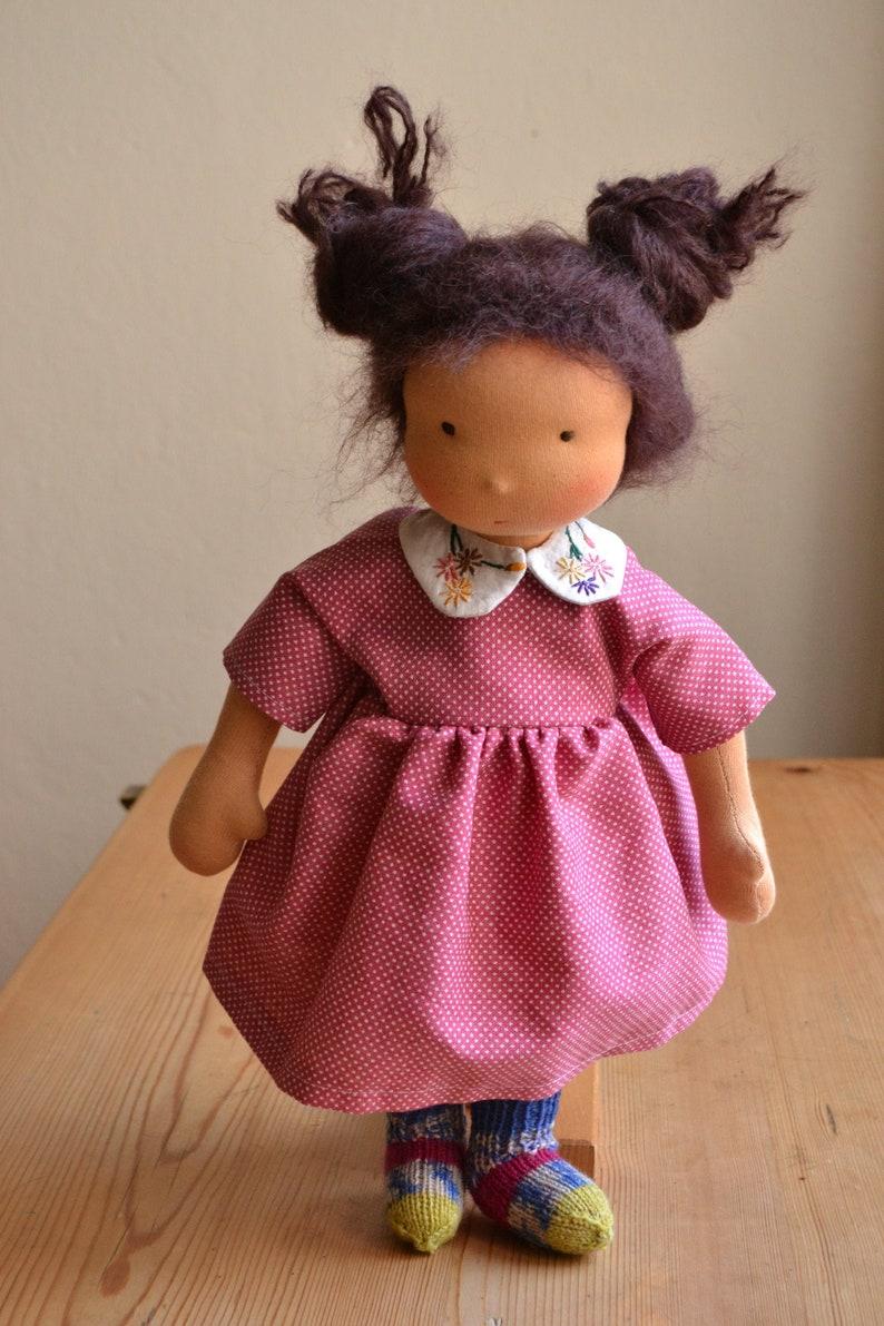 Fluri 1000Rehe Puppe 40cm image 0