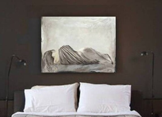 Sexy bedroom art