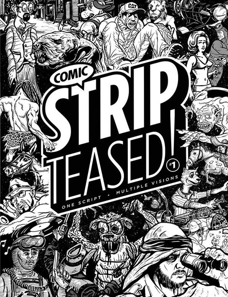 Comic Strip Teased: Season One 1 image 0
