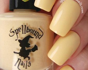 Banan-Appeal - Pastel Yellow Creme Nail Polish