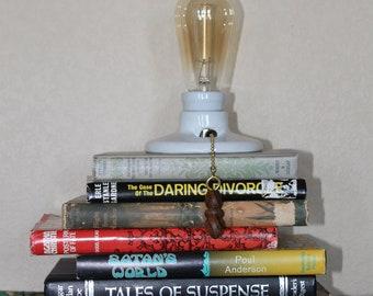 Thriller Book Lamp