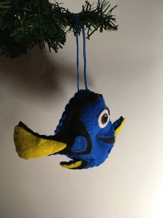 """DISNEY/'S FINDING NEMO /""""DORY/"""" 3 1//2/"""" EMBROIDERED LOVELY PATCH AWESOME"""
