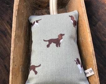 Spaniels - Lavender Sleep Pillow