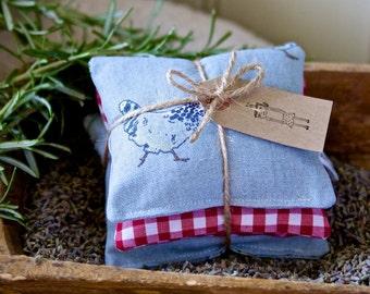 Lavender Drawer Sachets - Sophie Allport Fabrics