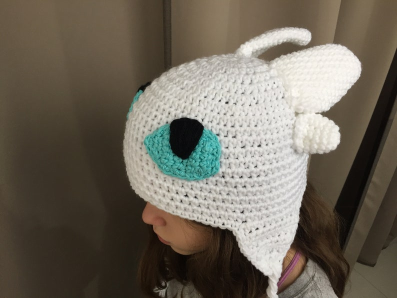 Toothless & Light Fury How to Train Your Dragon hat ...