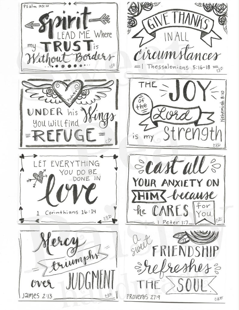 graphic relating to Printable Scripture Cards titled Printable Scripture playing cards #1, inspirational playing cards - scripture memory, encouragement scripture playing cards, electronic obtain, christian religion