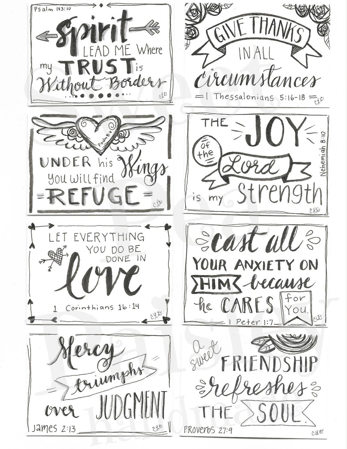 It's just a graphic of Inventive Free Printable Scripture Cards