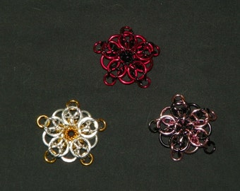 Celtic Star Pendents