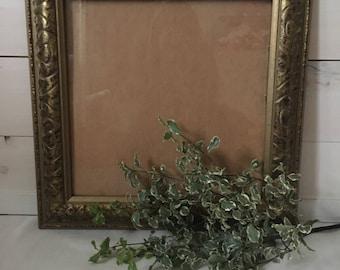 Gold Frame I