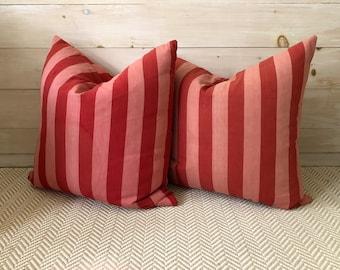 Antique Fabric Pillows