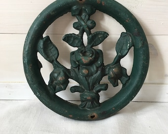 Decorative Garden Piece I