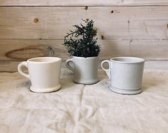 Ironstone Mugs