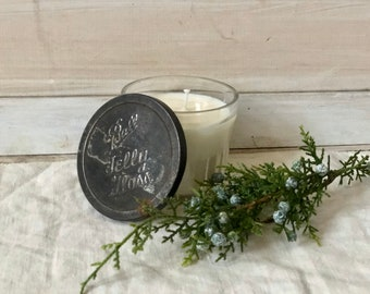 Antique Jelly Jar Candle II