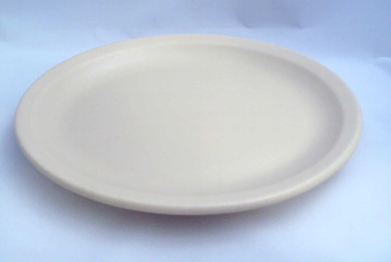 Railroad China Retro Niagara China Restaurantware White Oval Serving Platter White Restaurantware Vintage Buffalo China Restaurantware