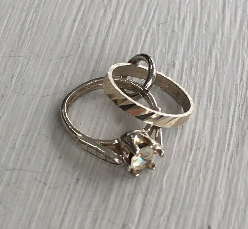Clothing, Shoes & Accessories Fashion Jewelry Obliging Vintage Sterling Silver Bracelet Charms