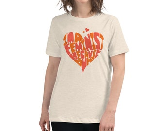 I'm A Feminist | Women's Relaxed T-Shirt