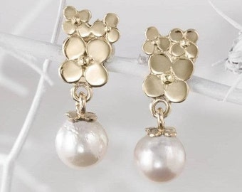 Teal Green Quartz Heart Shaped Earring  Gold Plated Designer Gemstone Earrings  Ethnic Tribal Earring  Gift Idea  Handmade Jewelry LGS28