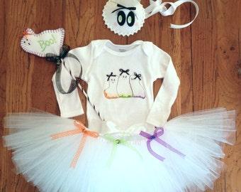 Little Ghost Costume Set & Casper ghost costume | Etsy