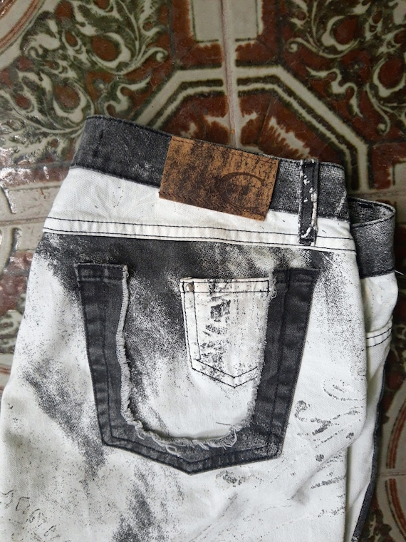 Just Cavalli - 90's Bell bottom Jeans//Vintage abs