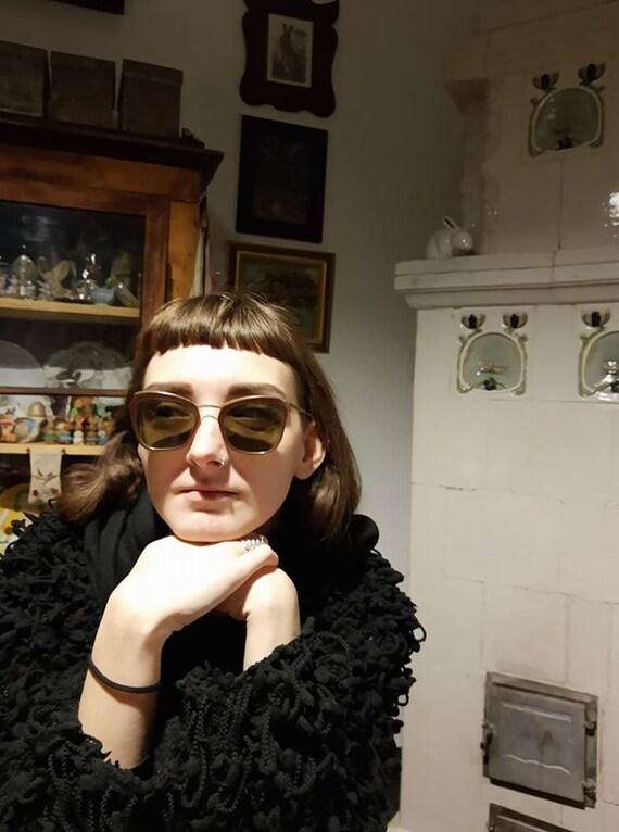 Ghetaldus 70's Ladys Sunglasses//Yugoslavian Fashi