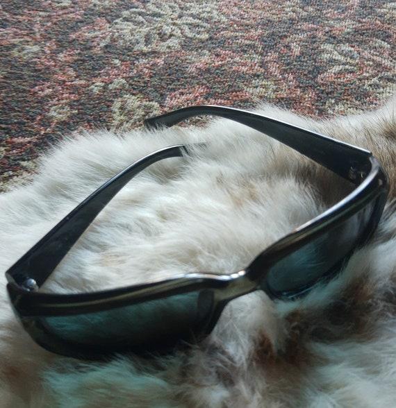 VNTG Gucci Sunglasses//Dark Green GUCCI 90s Sungl… - image 3