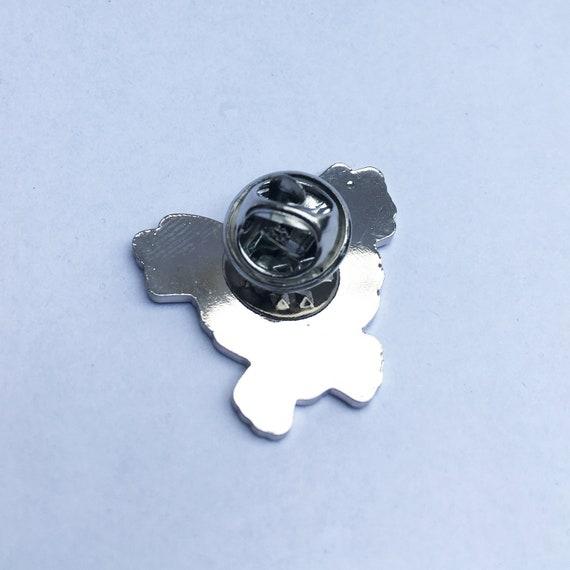 Lisa Vanin Polymer Clay Magnet RABBIT