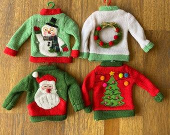 Elf Doll Christmas Sweater
