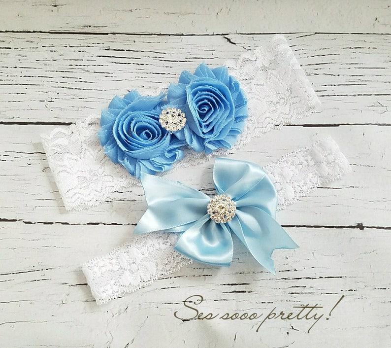 Bridal garter Garter set