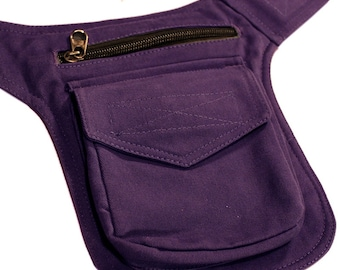 Small Pocket Belt Bag
