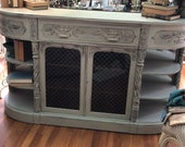 SOLD Ophelia Buffet Drop Front Desk