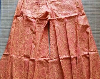 Eguzkine bell bottoms in cotton