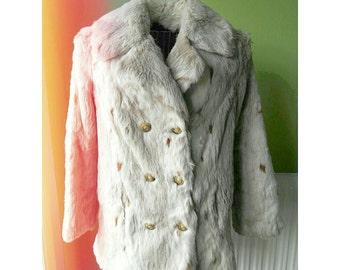 SALE Call me Rosa: Luxury Penny Lane fur coat mint condition
