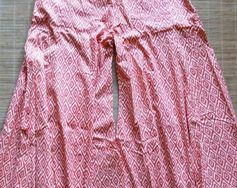 SALES Irakusne bell bottoms in cotton