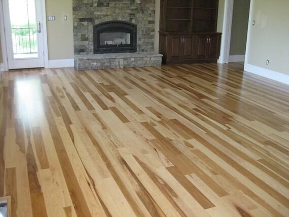 Calico Hickory Flooring Etsy