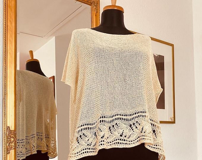 JADE Oversize Knitting Top (PDF) Manual