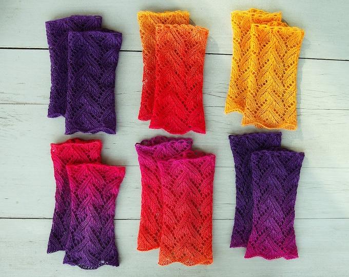 ZAUBERBALL Lace Cuffs (PDF) Manual