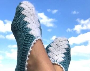 AYSEL Patik Footies Slippers (PDF) Manual