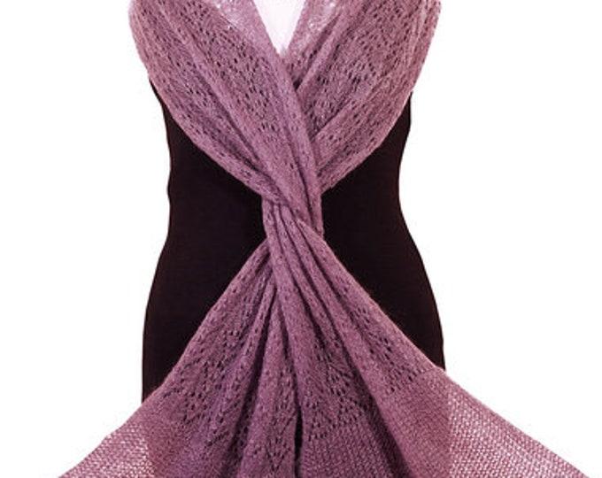 CÉLINE lace scarf (PDF) Manual