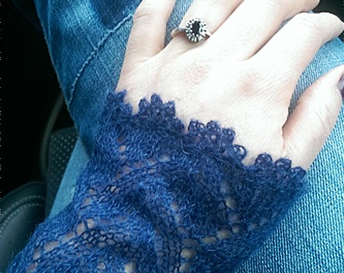 ROSALIE Lace Cuffs (PDF) Manual